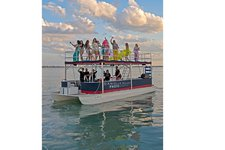 Have fun in Maimi, Florida aboard 32' party boat