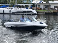 Rent this NEW 2019 Rinker QX18 OB Bowrider for 8 People in Fort Lauderdale, FL