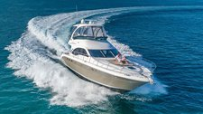 Indulge in the luxury aboard Sea Ray 52