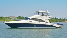 Ride this Sea Ray 58 and enjoy the Suny Miami