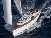 Unique experience on this beautiful Beneteau Oceanis 54