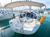 Get on the water and enjoy Kaštel Gomilica in style on our Beneteau Beneteau First 35