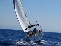 This sailboat charter is perfect to enjoy Fethiye