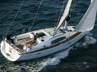Enjoy luxury and comfort on this Punta Ala sailboat charter