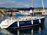 Take this Beneteau Oceanis 411 for a spin!