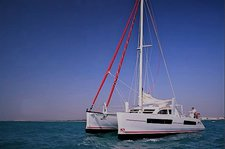 Sail your way to mesmerizing  Tahiti islands aboard Cosy Catana 47
