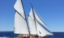 Enjoy sailing in New York aboard beautiful 79' Schooner