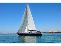 Explore Maó-Mahón on this beautiful sailboat for rent