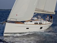 Sail the beautiful waters of Dubrovnik on this cozy Hanse Yachts Hanse 455