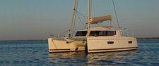 Explore US Virgin Islands aboard Helia 44