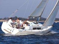 Sail Zeebrugge, BE waters on a beautiful Jeanneau Sun Odyssey 36i