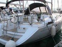 Enjoy luxury and comfort on this Jeanneau Sun Odyssey 45 in Castellammare di Stabia