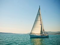 Relax on board our sailboat charter in Skradin
