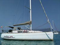 Cruise in style on this beautiful sailboat rental