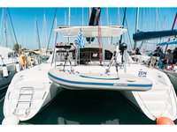 The perfect boat to enjoy everything Lefkada, GR has to offer