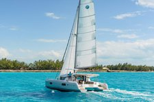 Hop aboard on a fantastic Lagoon 42 in Nassau