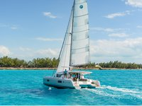 Charter this amazing Lagoon Lagoon 42 in St. George's, GD