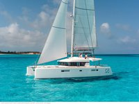 Indulge in the luxury on Lagoon 52