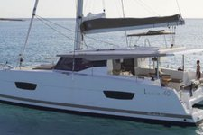 Enjoy - Have Fun - Celebrate aboard Elegant Lucia 40