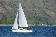 20 foot sail boat
