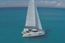 Charter this amazing Lucia 40 in US Virgin Islands