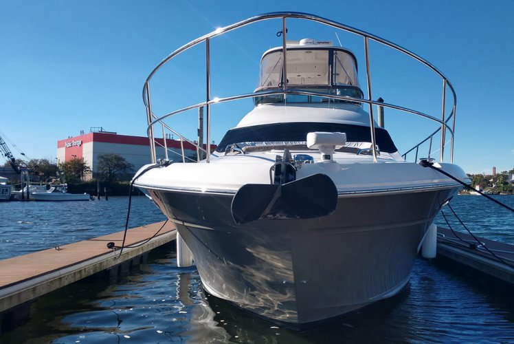 52.0 feet 52 FT Sea Ray in great shape
