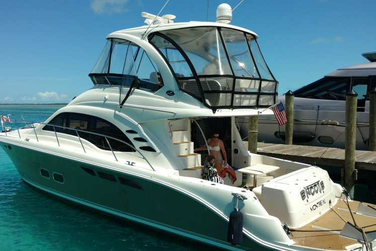 Boat for rent 52 FT Sea Ray 52.0 feet in Gerritsen Beach, NY