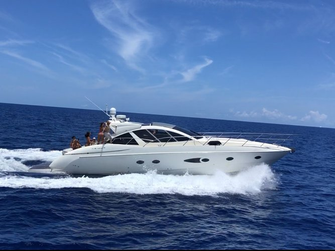 Boat for rent 54' Azimut 54.0 feet in Haulover Marina,