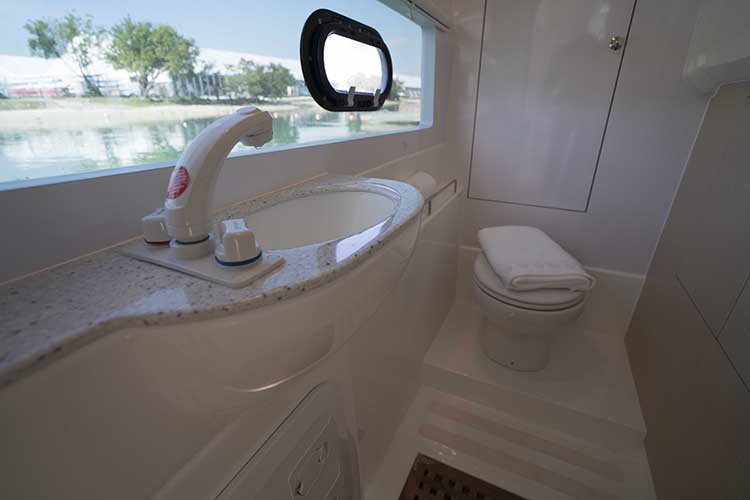 Discover Phuket surroundings on this 36 AQUILA 36 boat