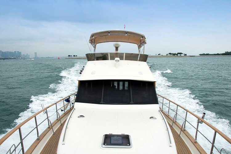 Boat for rent Alaska 45.0 feet in Marina At Keppel Bay, Singapore