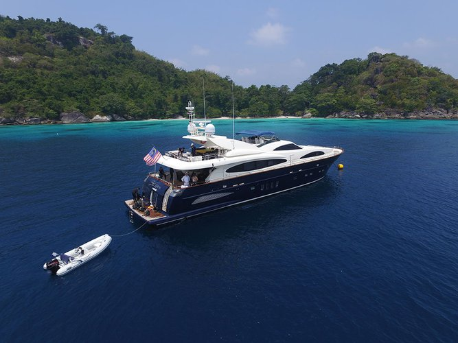 Get the perfect boat to enjoy Singapore in style