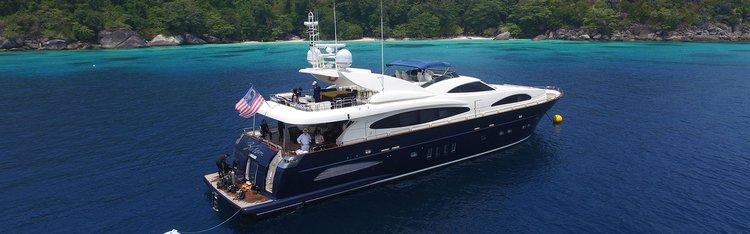 Astondoa's 102.0 feet in Phuket