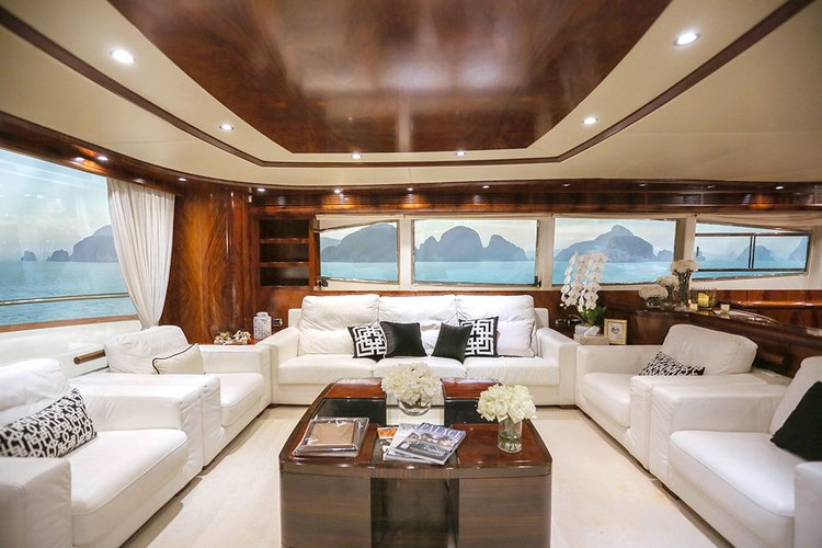 Boat for rent Astondoa 102.0 feet in Boat Lagoon Phuket, Thailand