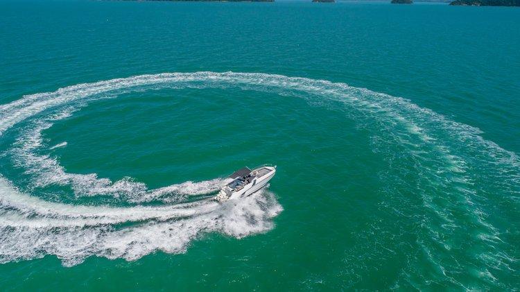 Beneteau's 29.6 feet in Phuket