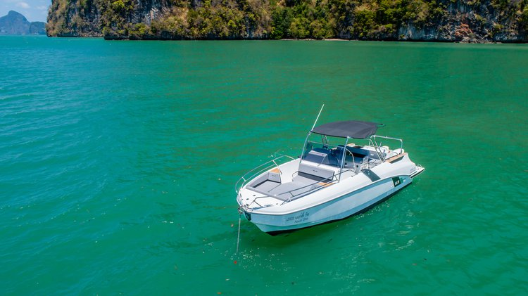 Boat for rent Beneteau 29.6 feet in Ao Po Grand Marina, Thailand