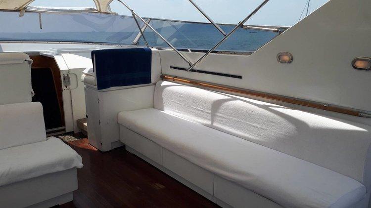 Mega yacht boat for rent in Ao Nang