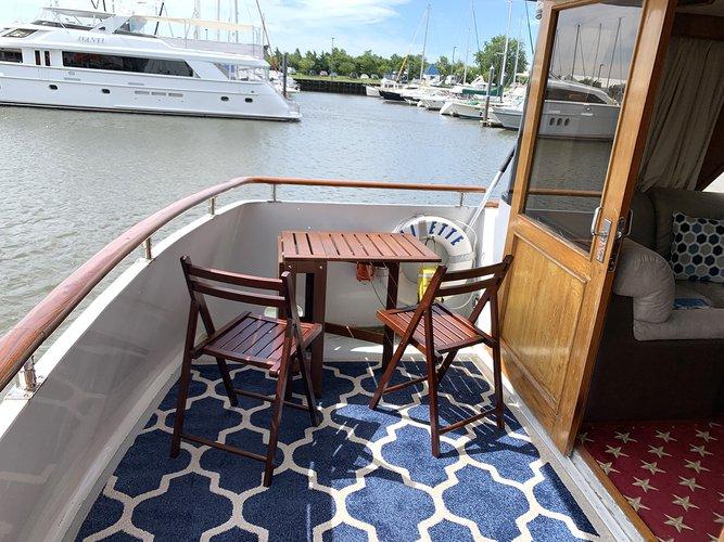 Boat for rent Chris-Craft 80.0 feet in Liberty Harbor Marina, NJ