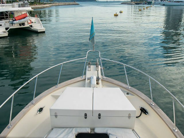 Boat for rent Clipper Heritage 45.0 feet in Sentosa Cove, Singapore