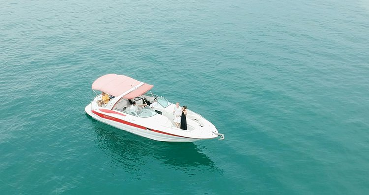 Get the perfect boat to enjoy Thailand in style