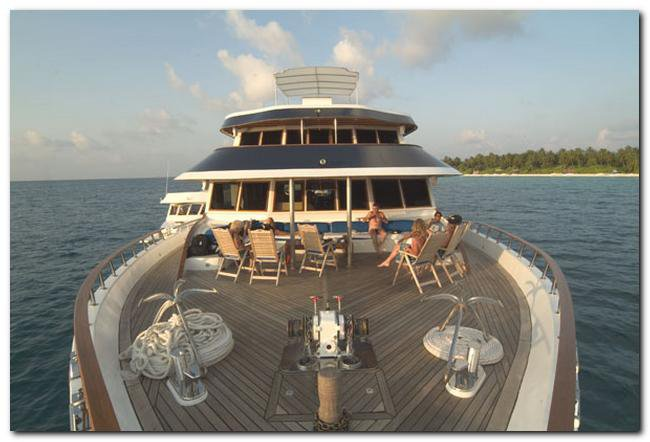 Boat for rent Custom 110.0 feet in Violet Magu, Male, Maldives