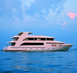 Boating is fun with a Mega yacht in Male