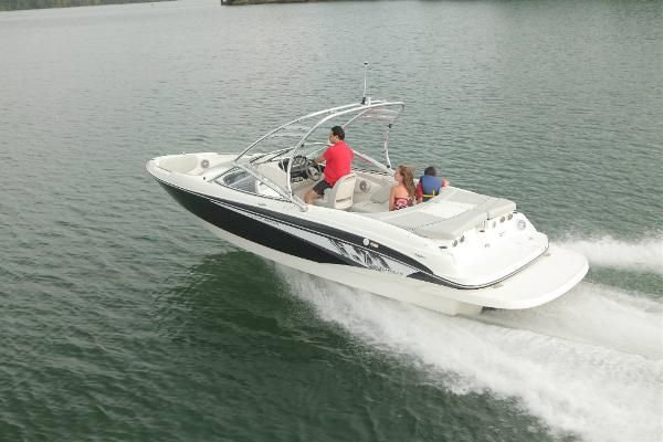 Relax and have fun on this attractive motor boat charter