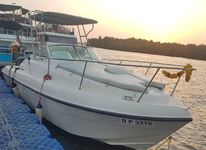 Custom's 29.0 feet in Panjim