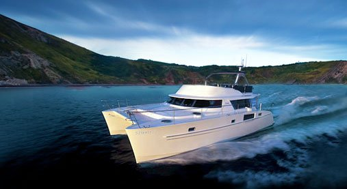 Luxuriate  on this Sentosa catamaran rental