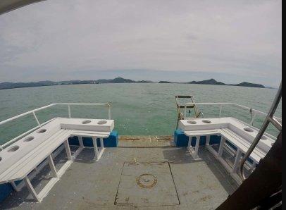 Trawler boat for rent in Phuket
