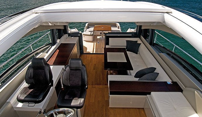 Discover Marina Sentosa Cove surroundings on this Custom Custom boat