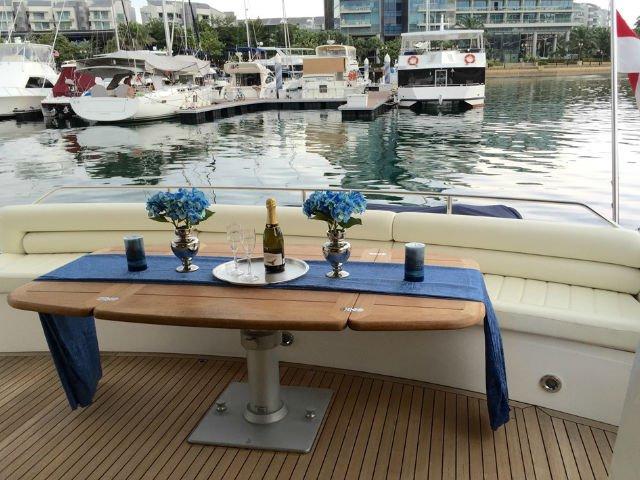 Custom's 60.0 feet in Marina Sentosa Cove