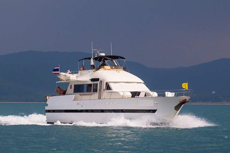 Relax and have fun on this gorgeous mega yatch boat charter