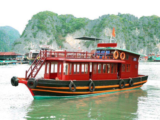 Have fun in the sun on this Vietnam motor boat charter