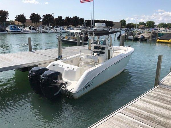 Boat for rent Boston Whaler 27.0 feet in Jeffersion Marina, MI